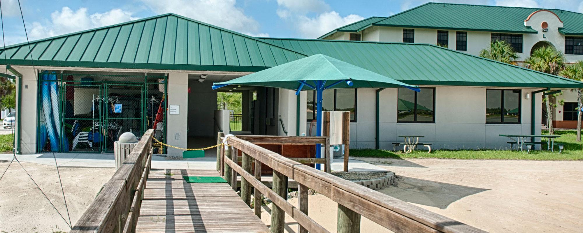 FGCU North Lake Bath House – Ft. Myers