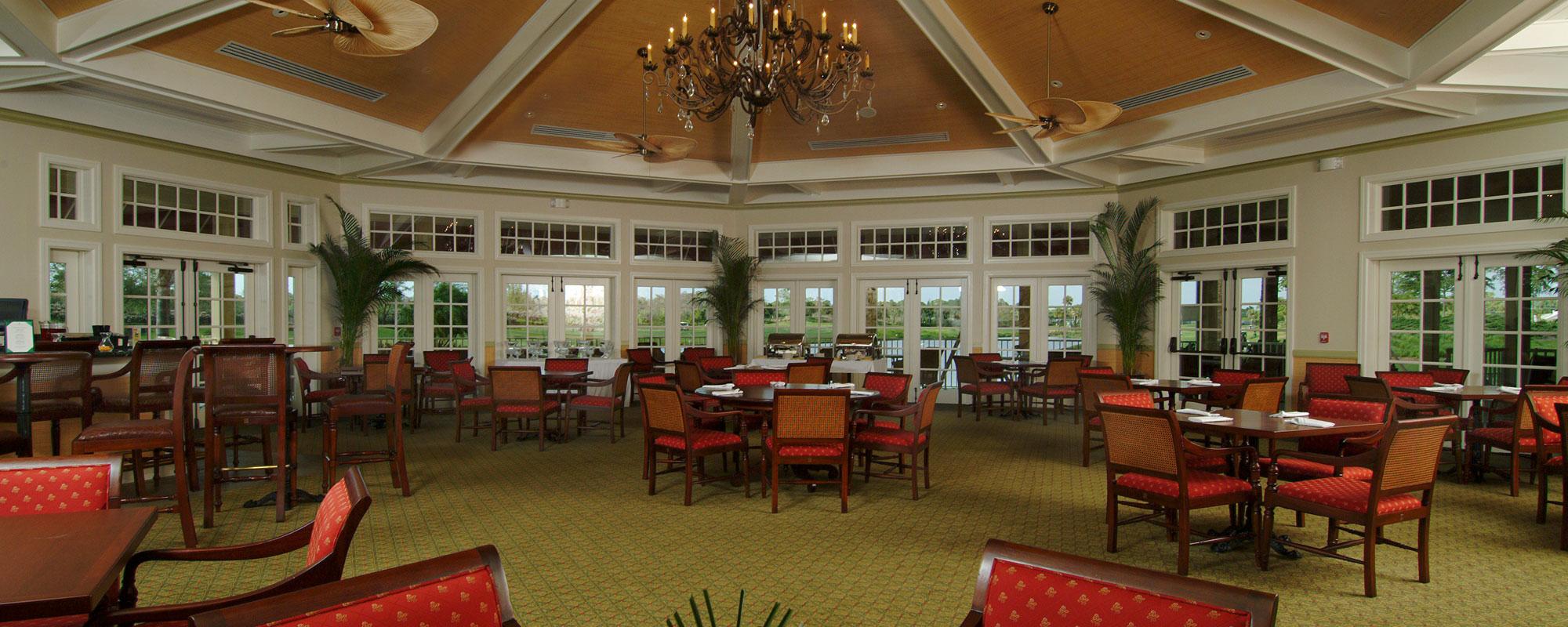 Laplaya Country Club Dining Room – Naples