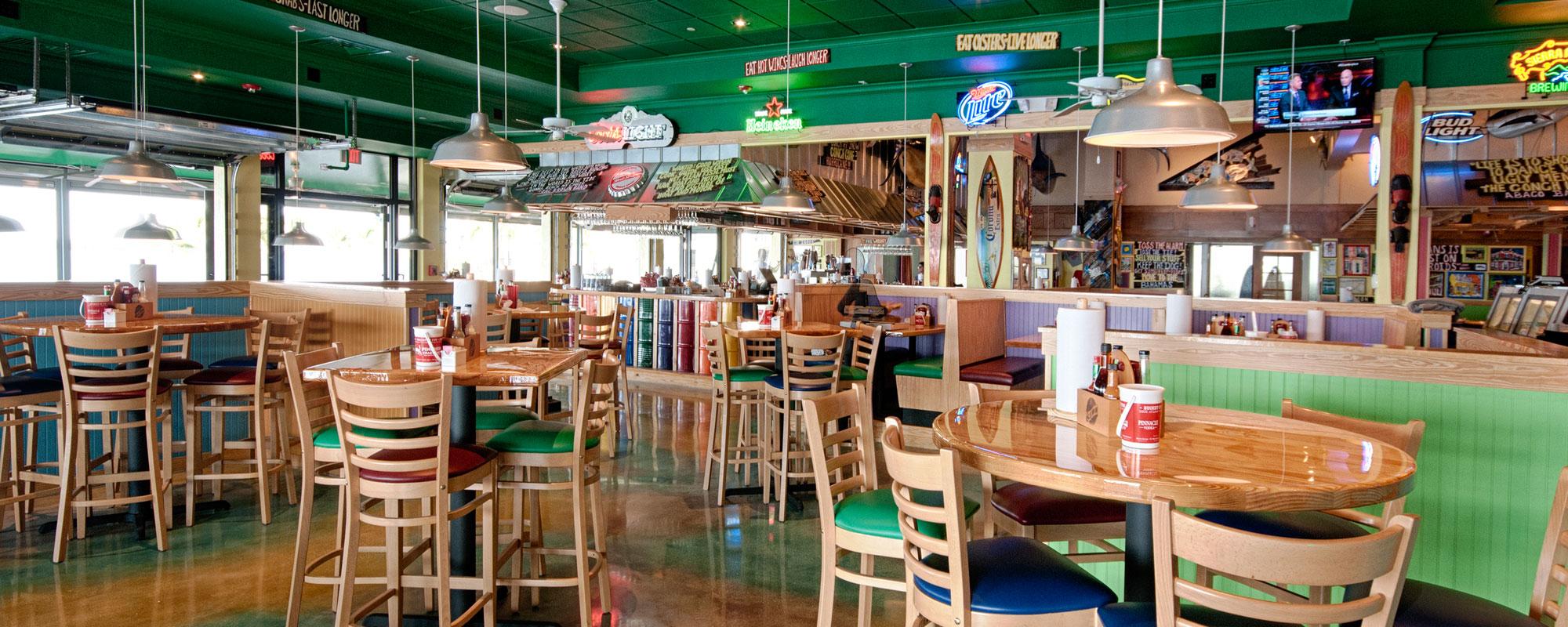 Pinchers Crab Shack – The Marina at Edison Ford