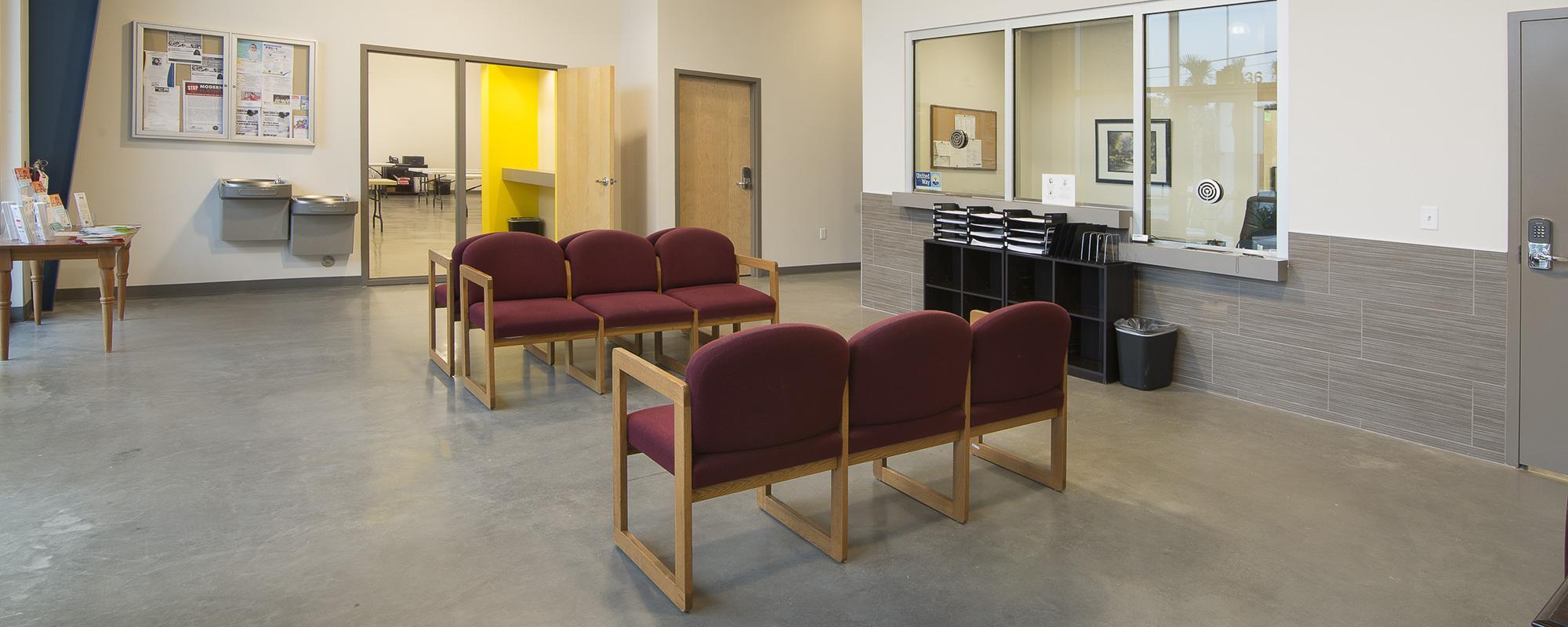 Legal Aid Renovation – Interior